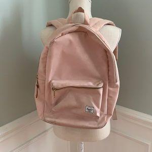 Herschel Blush Pink backpack
